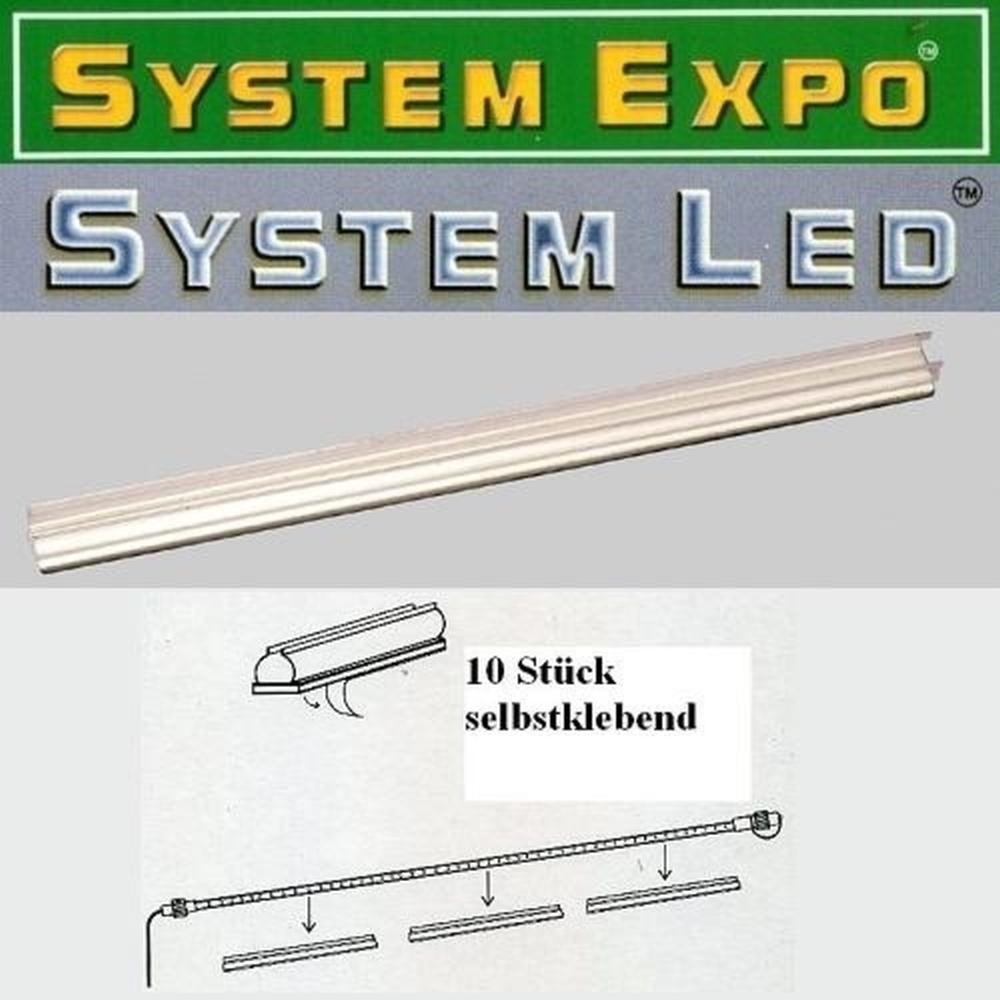 Befestigungsschiene extra für Lichtschlauch System Expo 065-02