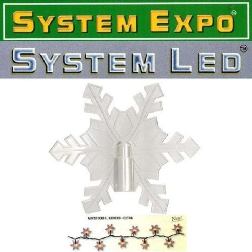 Dekor Cover Eiskristall System Expo / System LED 065-07
