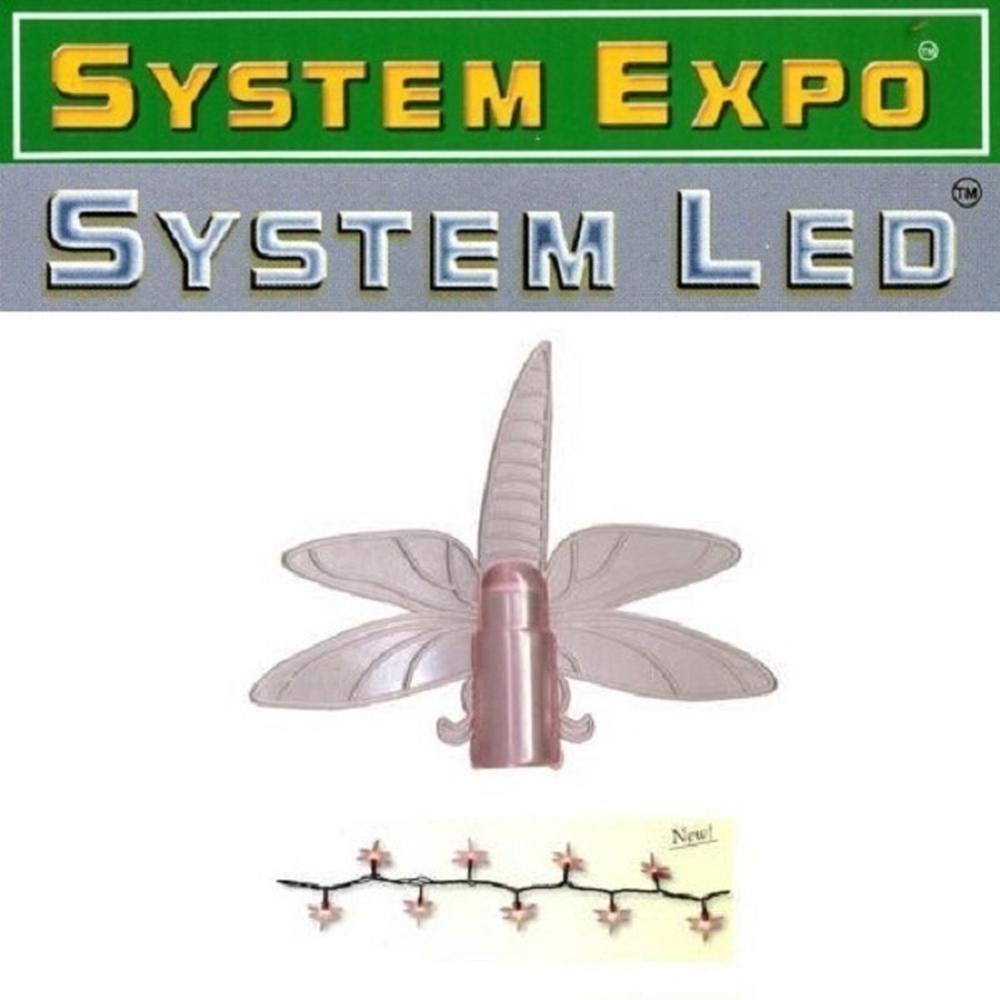 Dekor Cover Libelle für System Expo / System LED 065-08