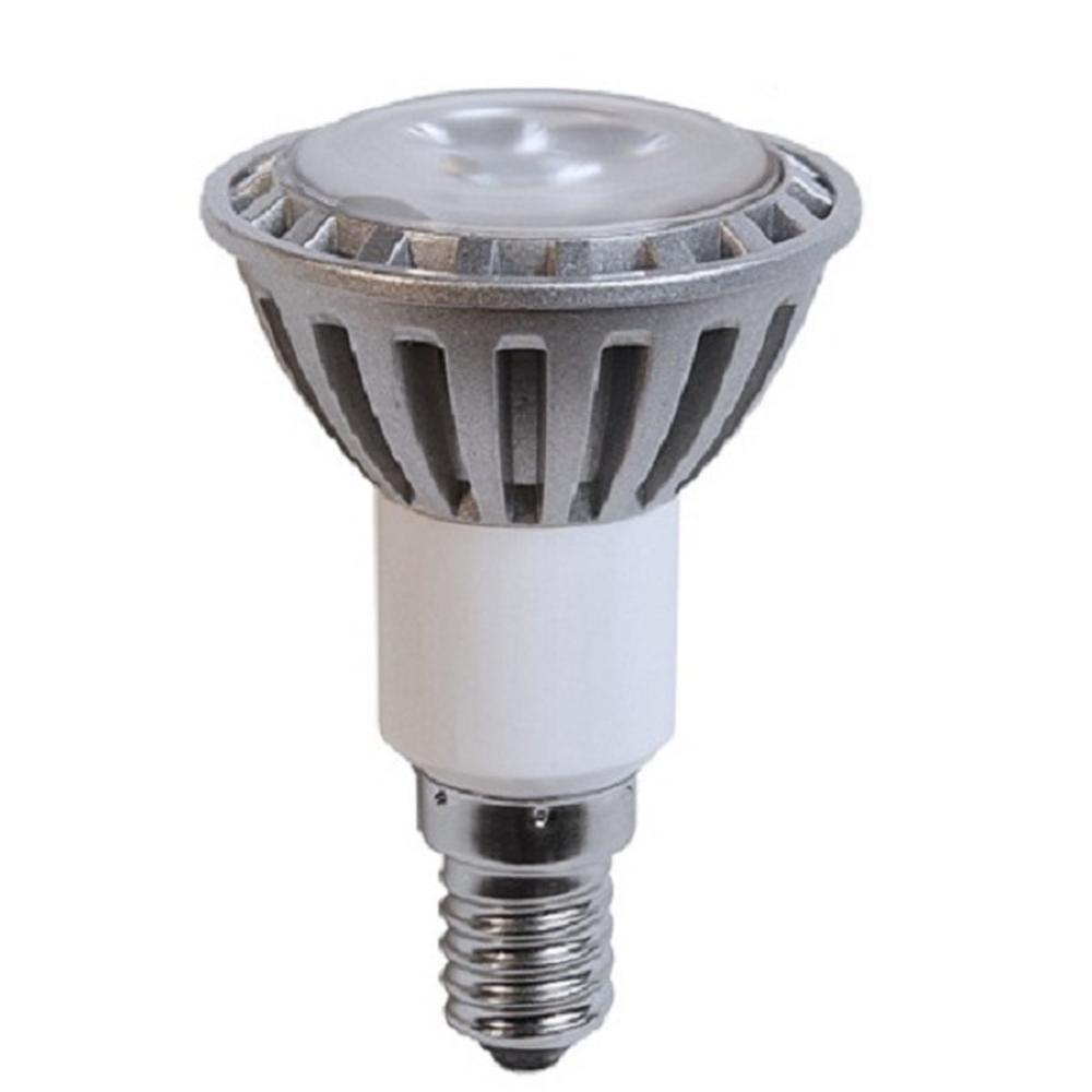 Spotlight LED Leuchtmittel E14 230V 3000K 4,2W 180lm Dimmbar warmweiß 347-72