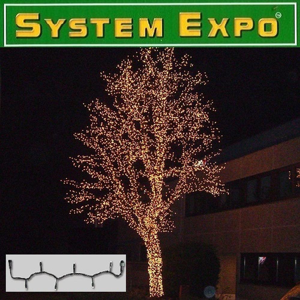 System Expo Lichterkette-Extra 50er klar 5m Best Season 484-11