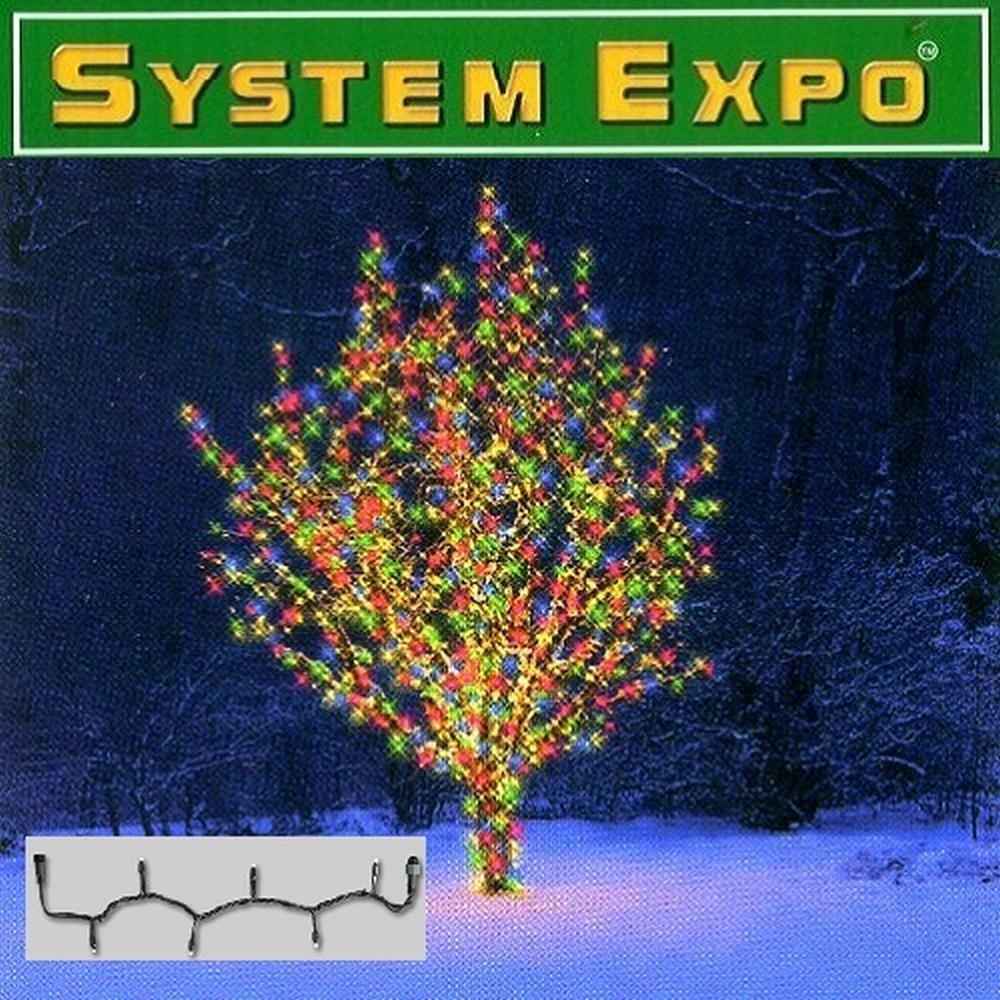 System Expo Lichterkette-Extra 100er bunt 10m Best Season 484-12-80