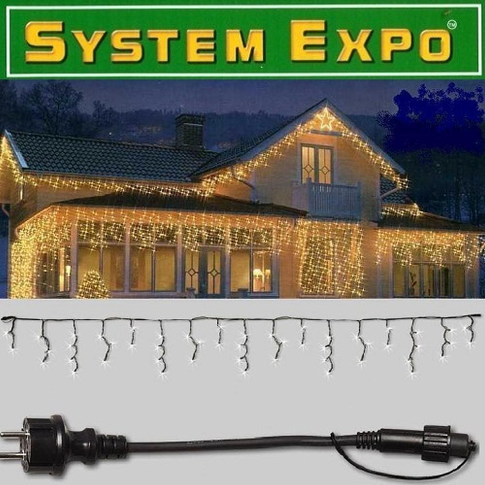 System Expo Eisregen Icicle im Set   Startkabel 24m 484-30 / 484-28