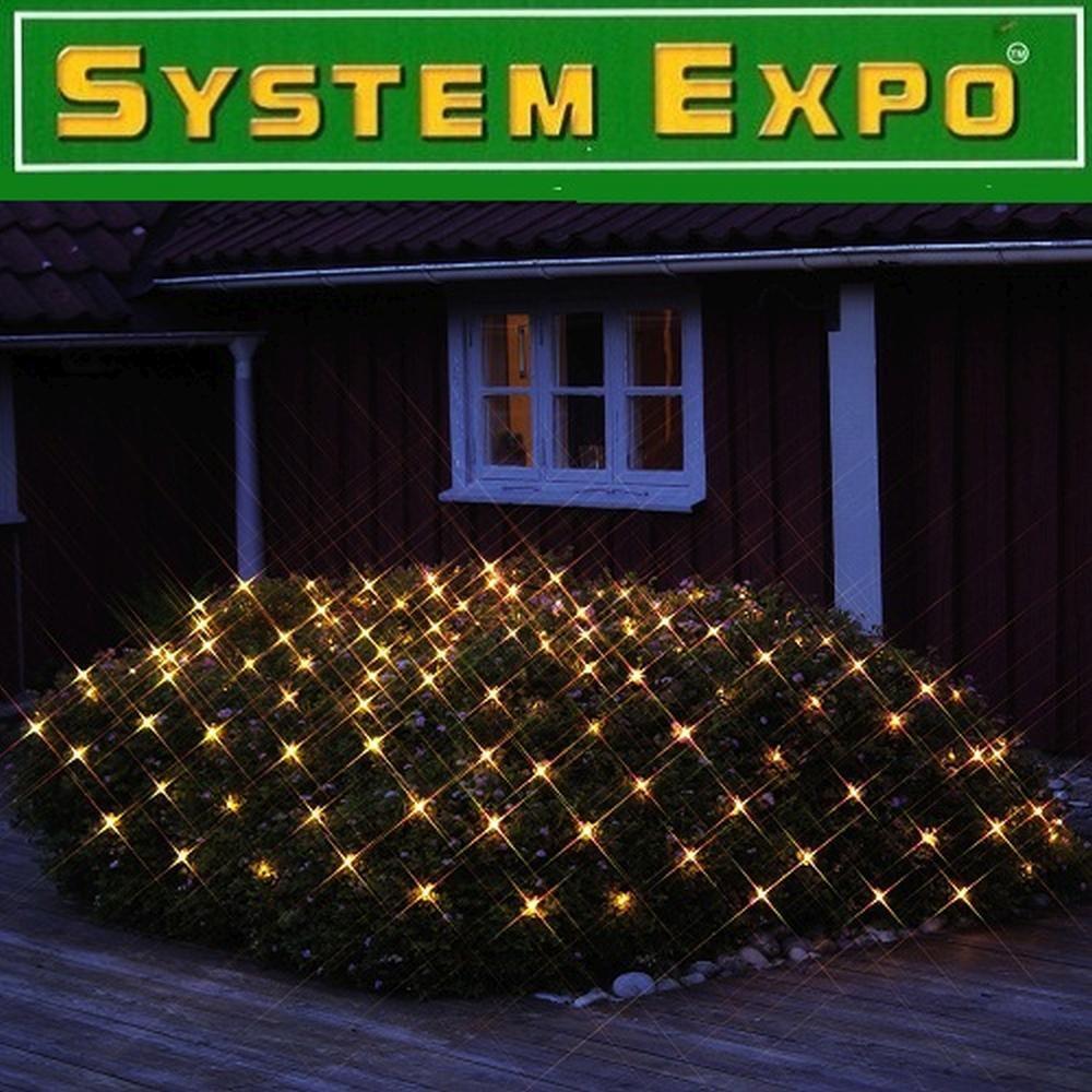 System Expo Lichternetz-Start 192 Lampen 3x3m klar Best Season 484-35