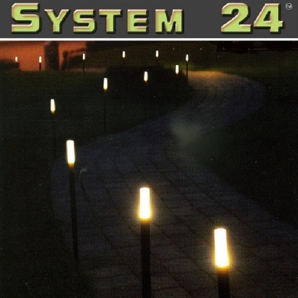 System 24 LED 2er Wegbeleuchtung extra warmweiss 491-61