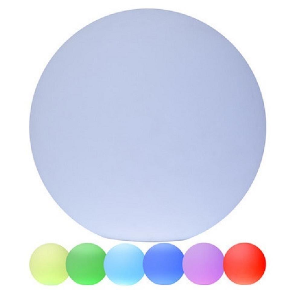 LED Leuchtkugel TWILIGHTS 30cm RGB Farbwechsel oder Dauerlicht FB außen 803-71