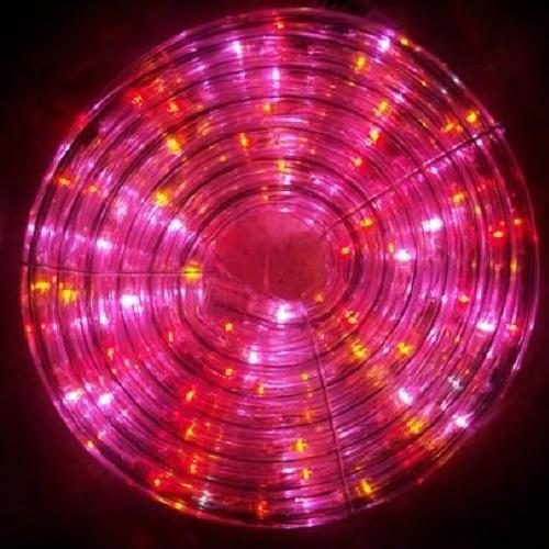 LED Lichtschlauch 8m 160 bunt   16 weiss blinkende Blachere JNLF80