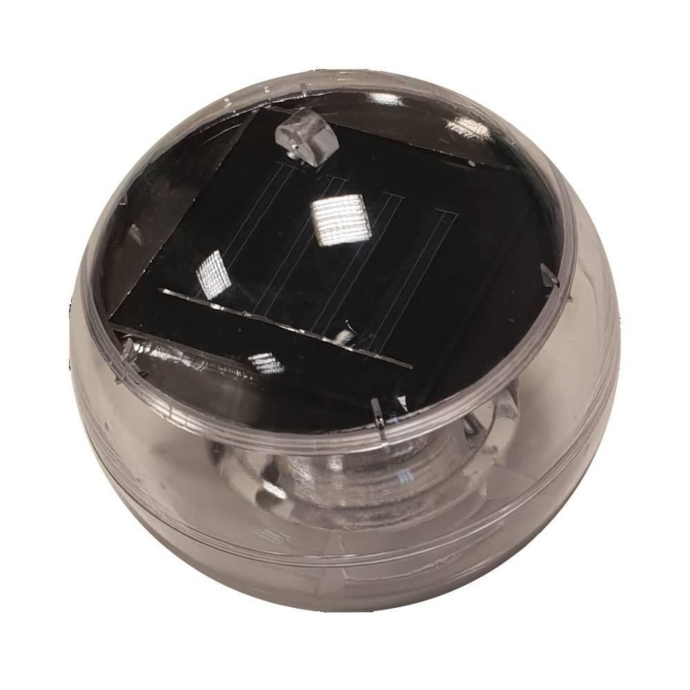 Solar LED Hänge-Schwimmkugel Schwimmlicht RGB Farbwechsel FHS 02381
