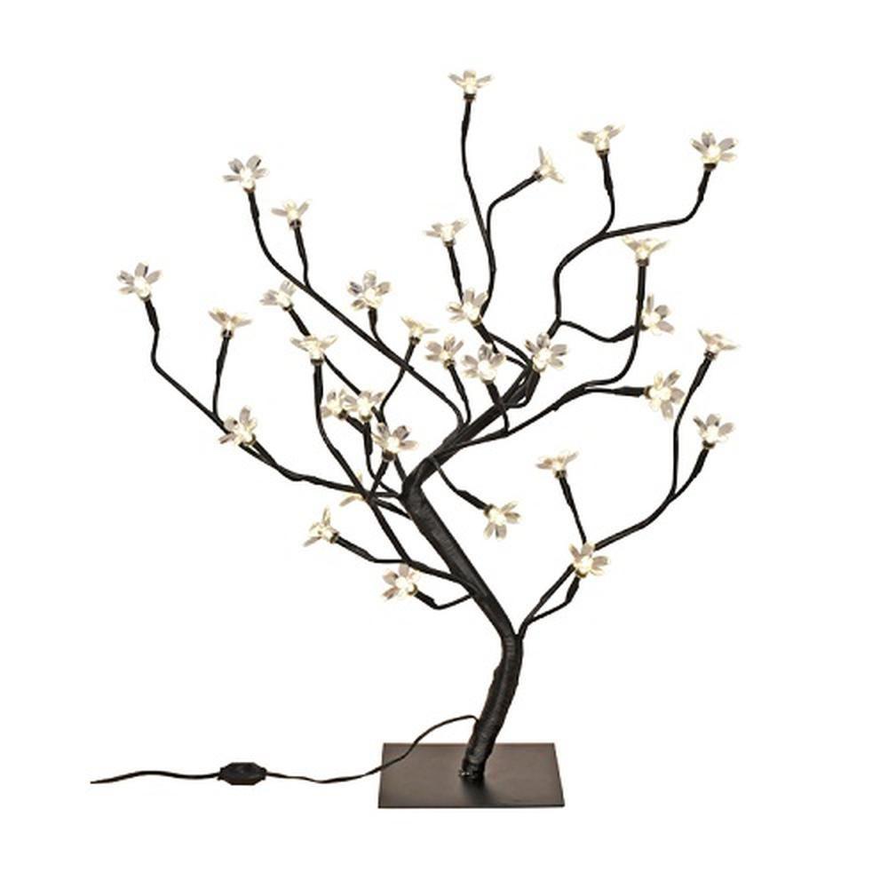 Blütenbaum 32 LED warmweiß 45cm hoch innen HI 76016