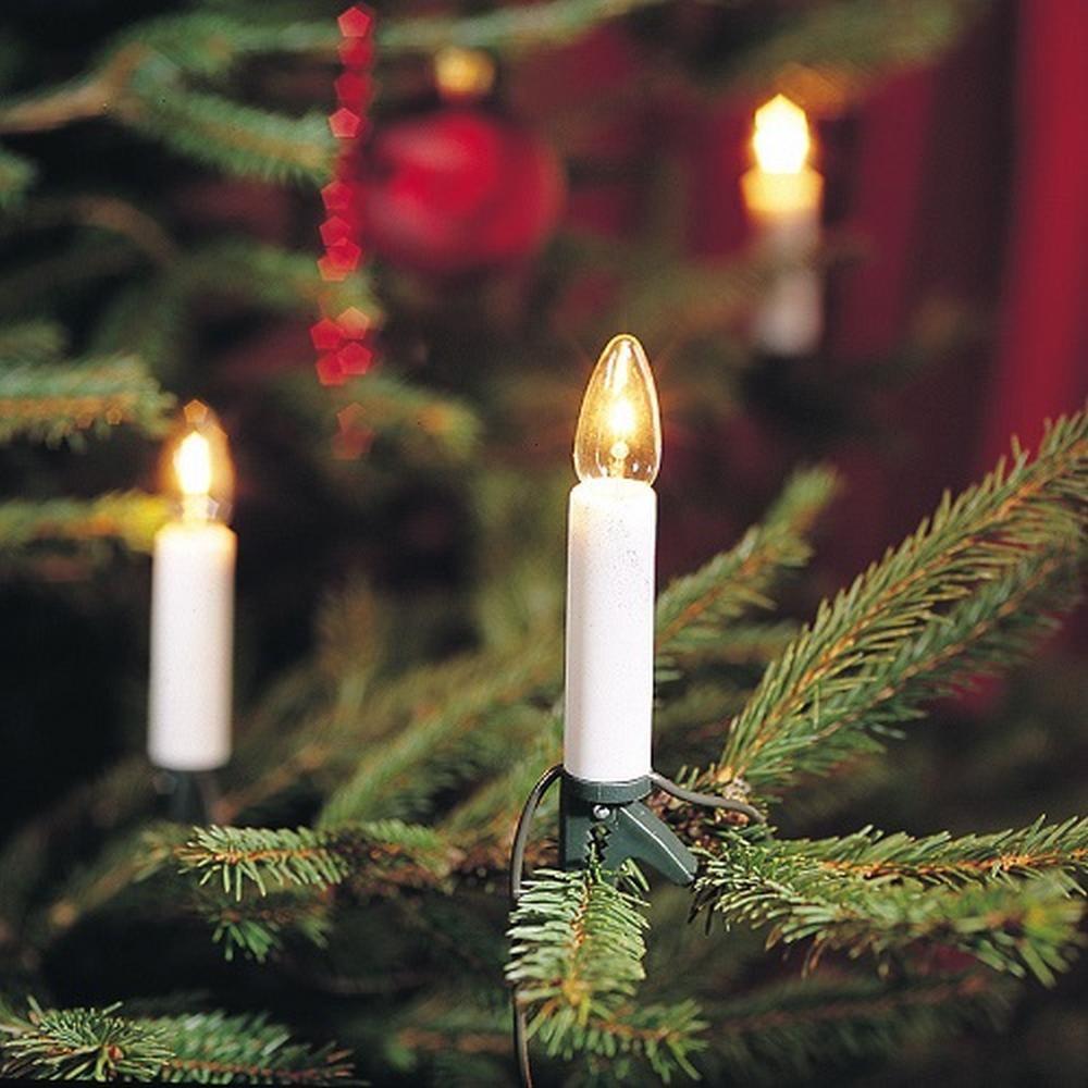 Weihnachtsbaumbeleuchtung Baumkette 16er innen Konstsmide 2000-000