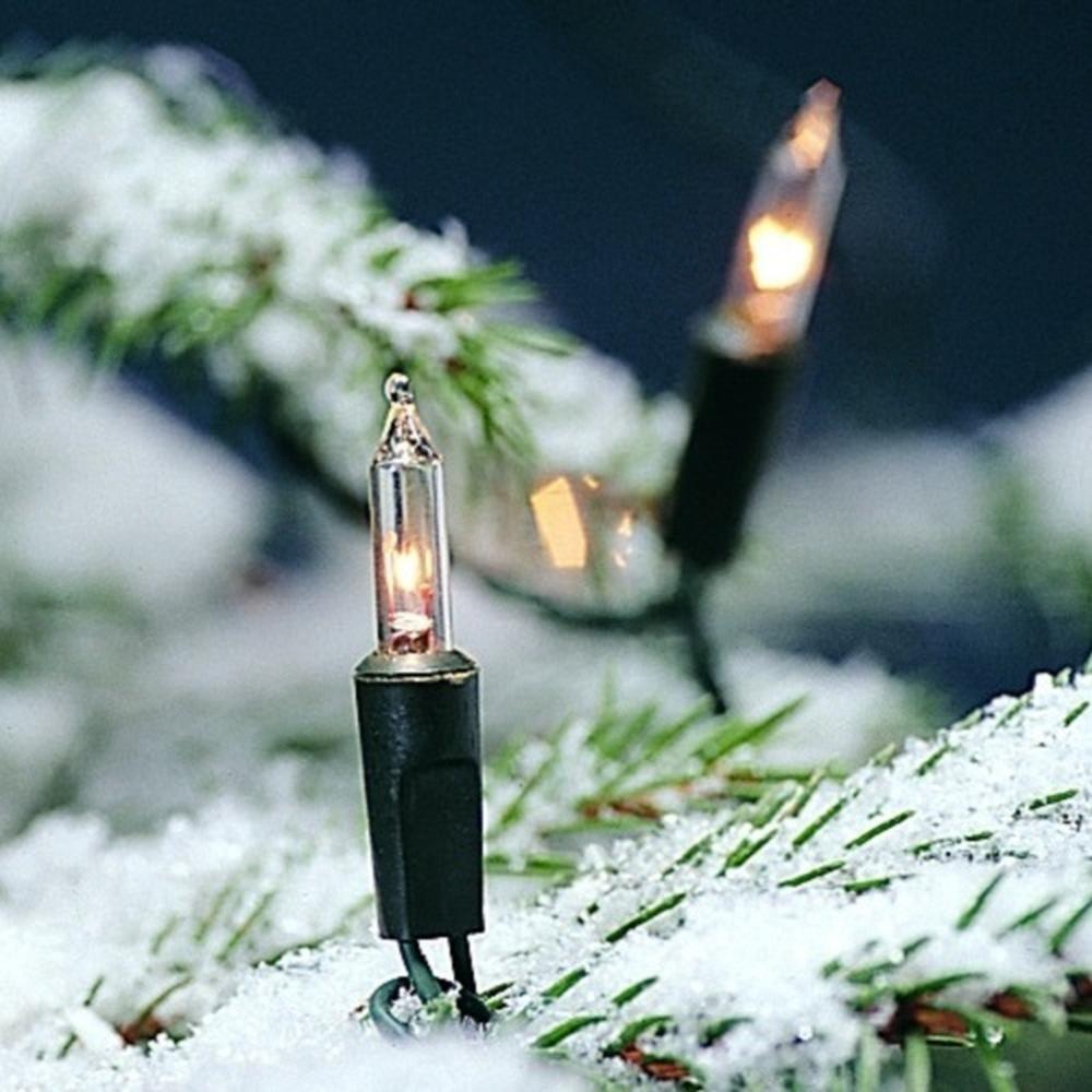 20er Mini-Lichterkette außen Birnen klar Konstsmide 2021-000