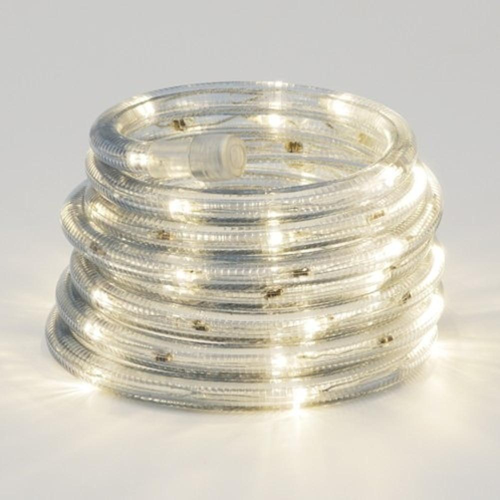 LED Lichtschlauch Lichterschlauch 9m warmweiß Konstsmide 3045-100