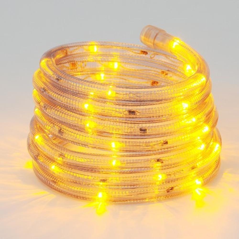 LED Lichtschlauch Lichterschlauch 9m gold-gelb Konstsmide 3045-800