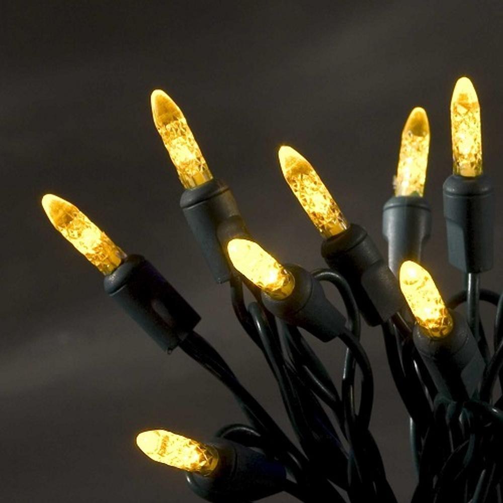 LED Lichterkette innen 5,85m 40er gelb Konstsmide 3602-000