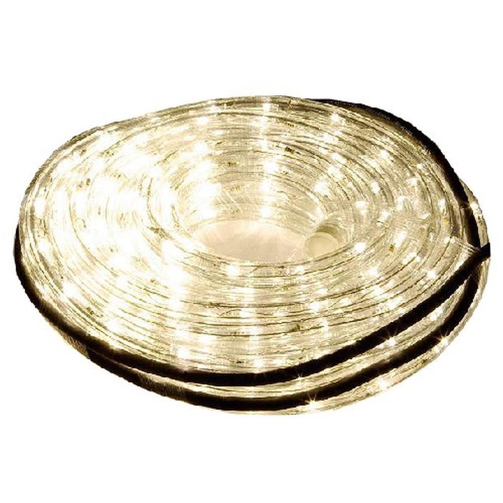 LED Lichtschlauch Lichterschlauch 10m warmweiß BA11652