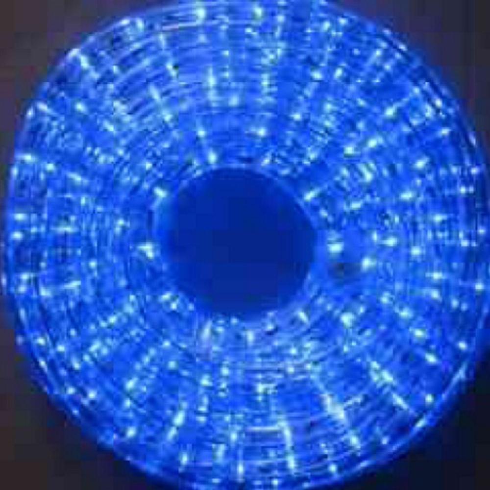 LED Lichtschlauch Lichterschlauch 10m blau BA11660
