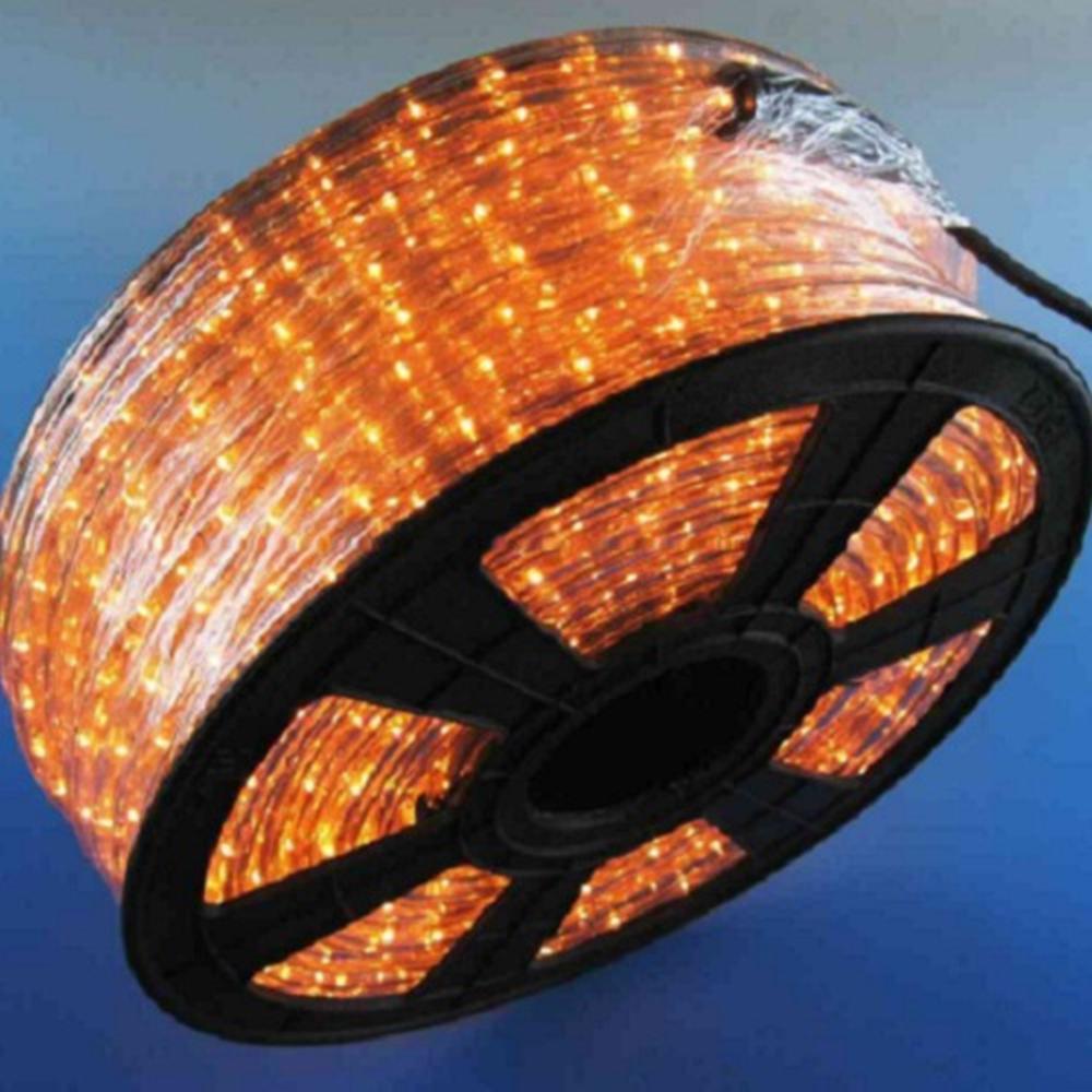 Lichtschlauch Lichterschlauch 50m weiß klar außen BA11672